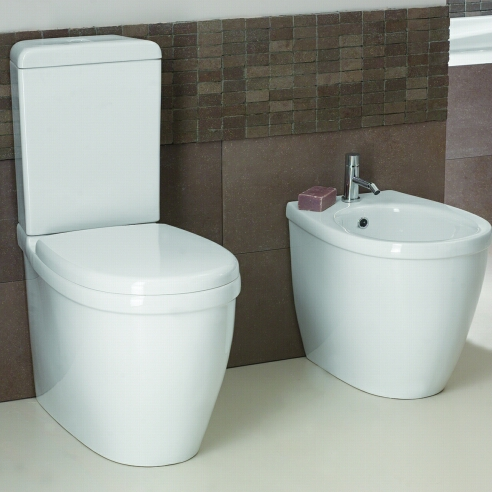 SMART WC-Kombination mit Standbidet